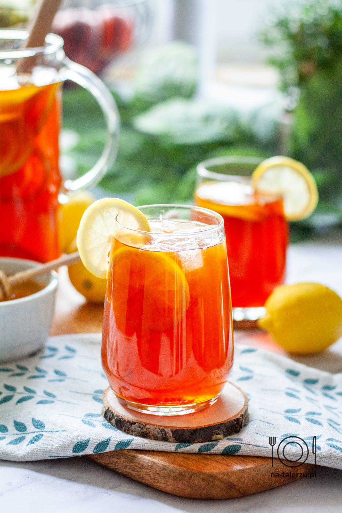 ce tea mrożona herbata